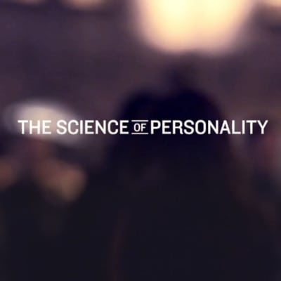 """Introducing """"The Science of Personality"""""""